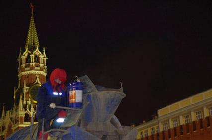 пенетрон и Ленин